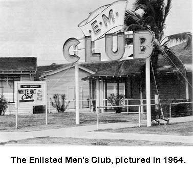 Enlisted Men's Club, US Naval Base, Guantanamo Bay, Cuba